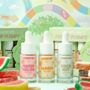 FRB Face Milk Mini Kit: Feelin' Plumpy